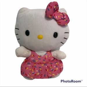 TY Hello Kitty Excellent Pre-Owned Condition Plush Collectable Gift Toy